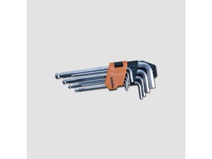 Sada imbus klíčů s kuličkou 1,5-10mm 9ks