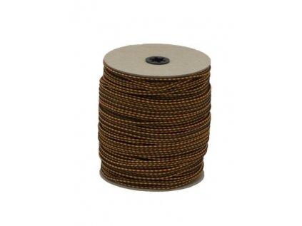 Lano pletené elastické6 mm PP Lanex