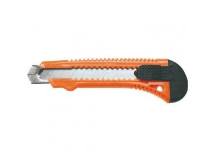 Nůž odlamovací 18mm kov.lišta