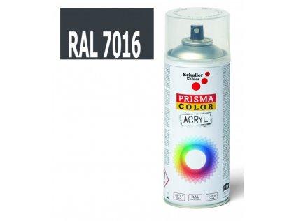 Barva ve spreji antracitová šedá 400ml