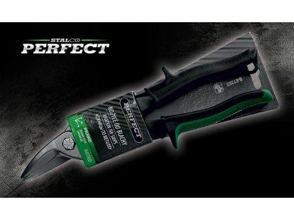Nůžky na plech rovné S-67322 STALCO