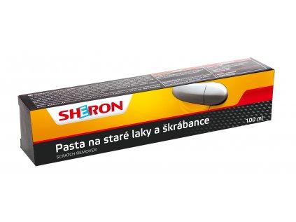 Pasta na staré laky a škrábance 100 ml SHERON