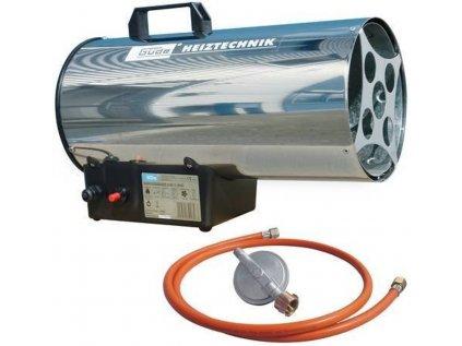 Horkovzdušná plynová turbína GGH 17 INOX GÜDE