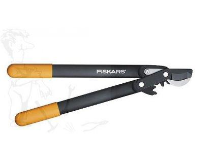 Nůžky převodové,háková hlava, L70 FISKA
