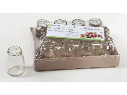 Sklenice 215 ml - zavařovací jogurt -TO 53