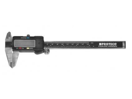 Měřítko posuvné digitální 150 mm PROTECO