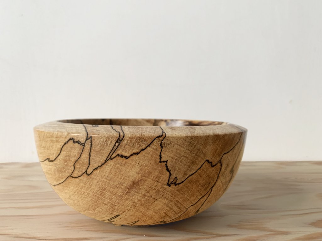 2021 bowl spalted front