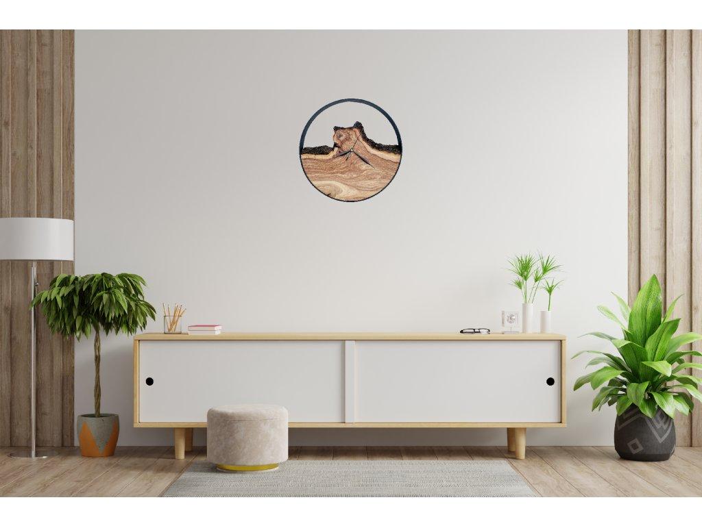 clock woodys