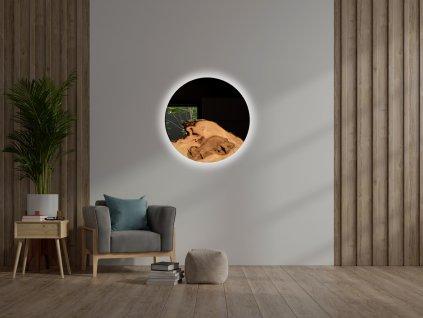 2021 jilm zrcadlo front light