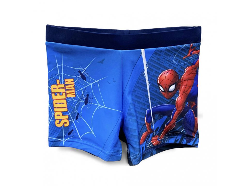 COTTONLAND KFT Spiderman plavky