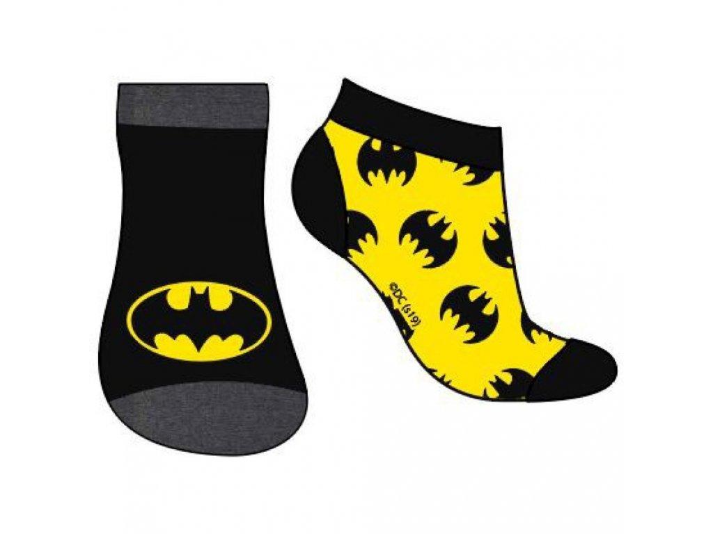 EplusM Batman ponožky