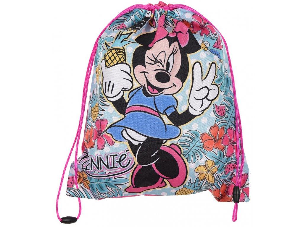 Sun City Minnie Mouse sportovní vak na záda
