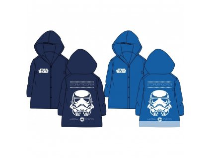 star wars raincoat 110 128 cm