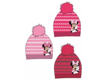 COTTONLAND KFT Čepice Minnie Mouse