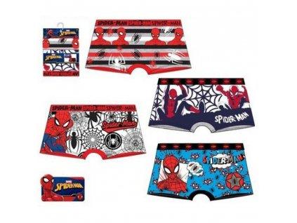 Sun City Spiderman boxerky 2ks