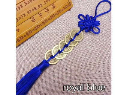 Five Emperor Money Lucky Charm Ancient Coin 1Pcs Red Chinese Knot Collection Gift Copper Coins Keychain.jpg 640x640 (2)