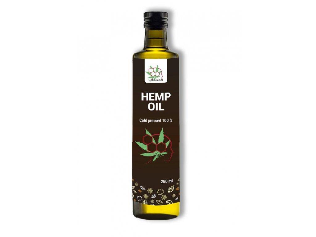 shungitstone konopný olej