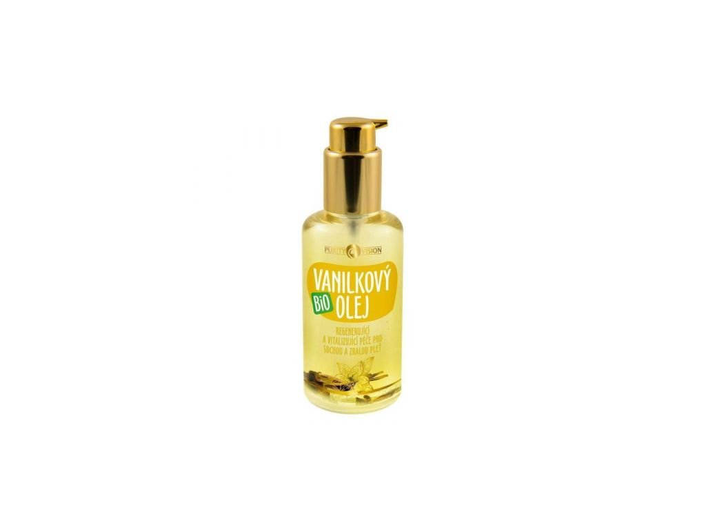 bio vanilkovy olej purity vision 100 ml 796379 c1