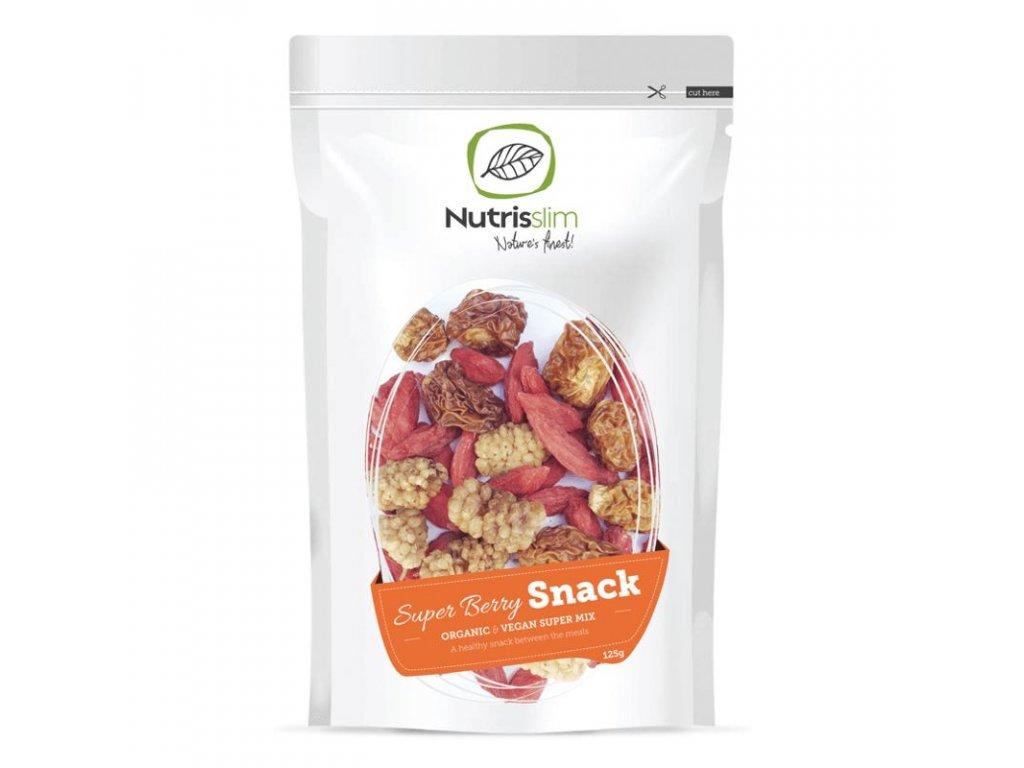 super berry snack bio 125 g