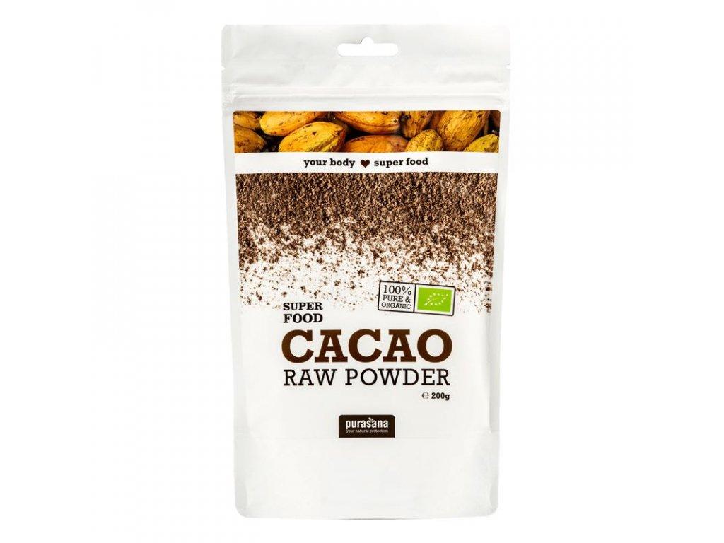cacao powder bio 200 g