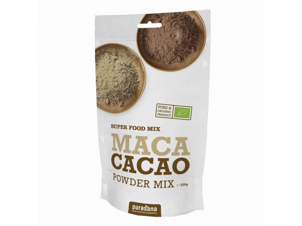 maca cacao lucuma powder bio 200 g