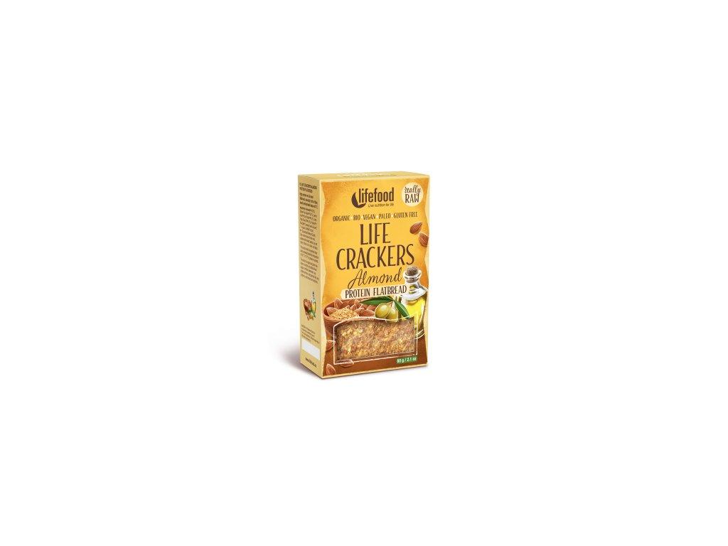 Life Crackers Protein Flatbread Chlebanek WEB 400 400