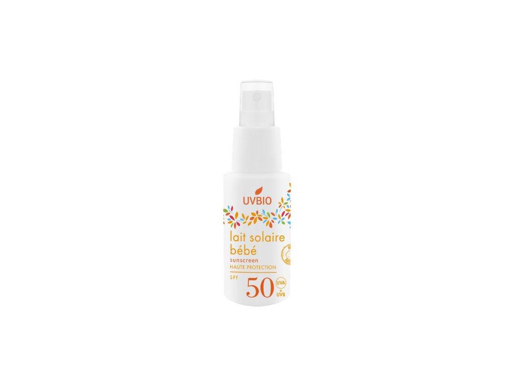 baby sunscreen bio spf 50 50ml