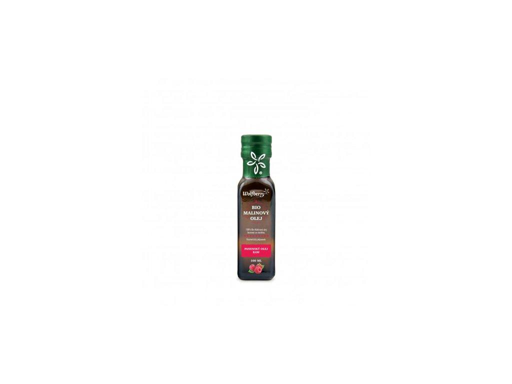 malinovy olej wolfberry bio 100 ml