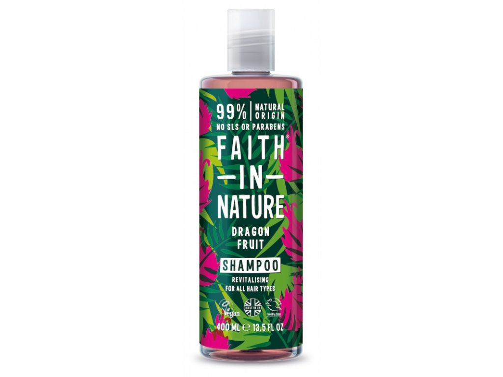 faith in nature sampon draci ovoce 400ml 1492