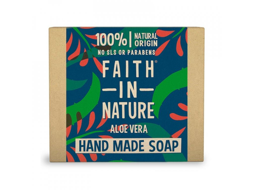 faith rostlinne tuhe mydlo aloe 1358