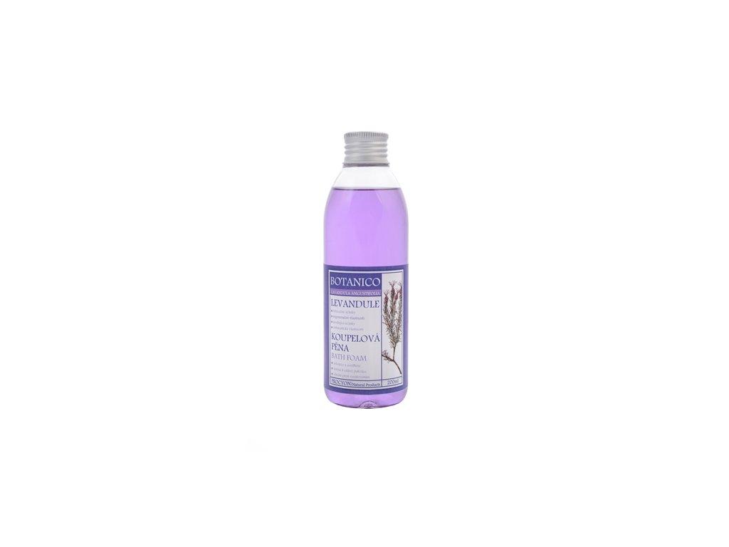 BOTANICO - Levandulová koupelová pěna, 200 ml