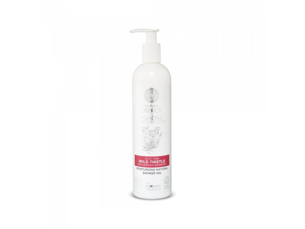 Alladale Hydratační sprchový gel, 400 ml
