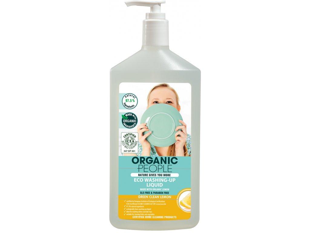 Organic People Ekologický mycí prostředek, 500ml
