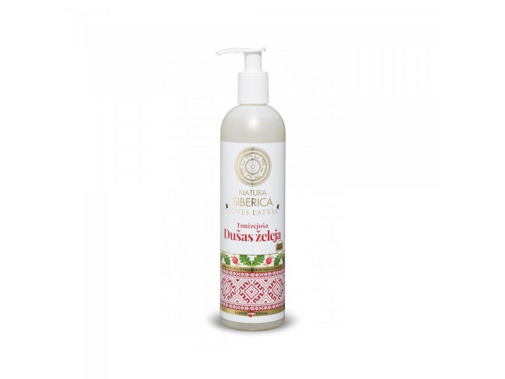 Loves Latvia Tonizující sprchový gel, 400 ml