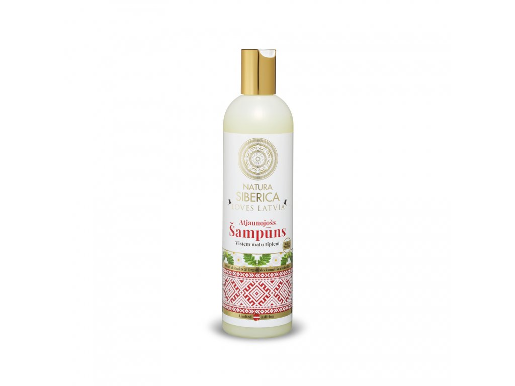 Loves Latvia Obnovující šampon, 400ml