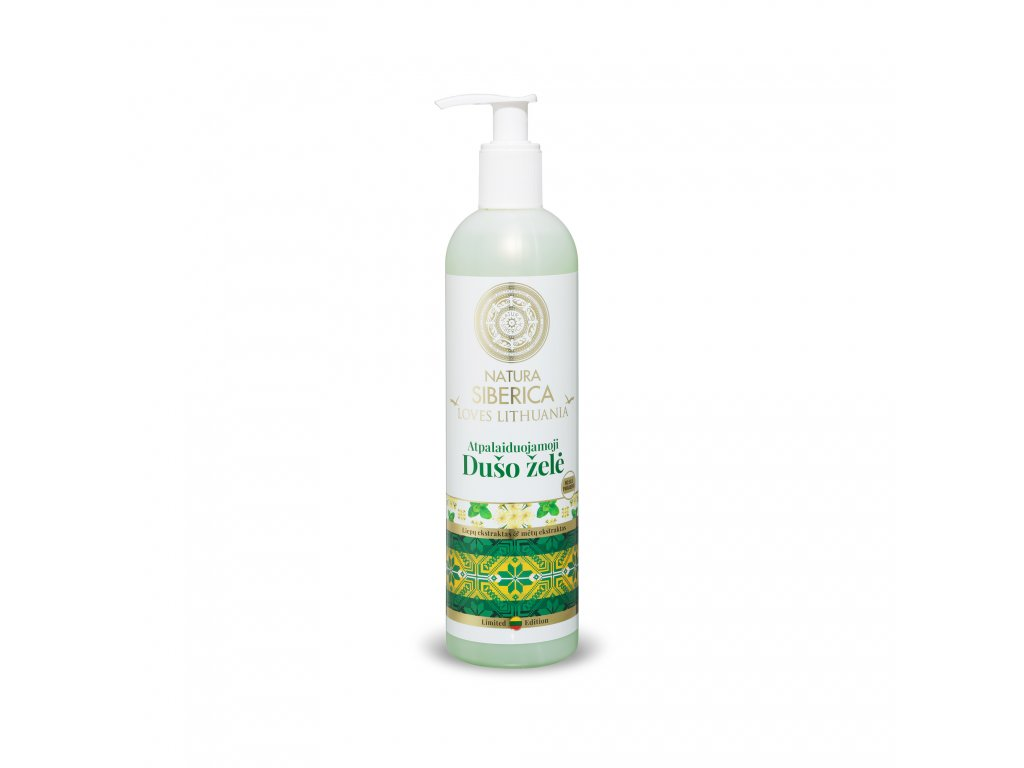 Loves Lithuania Relaxační sprchový gel, 400ml