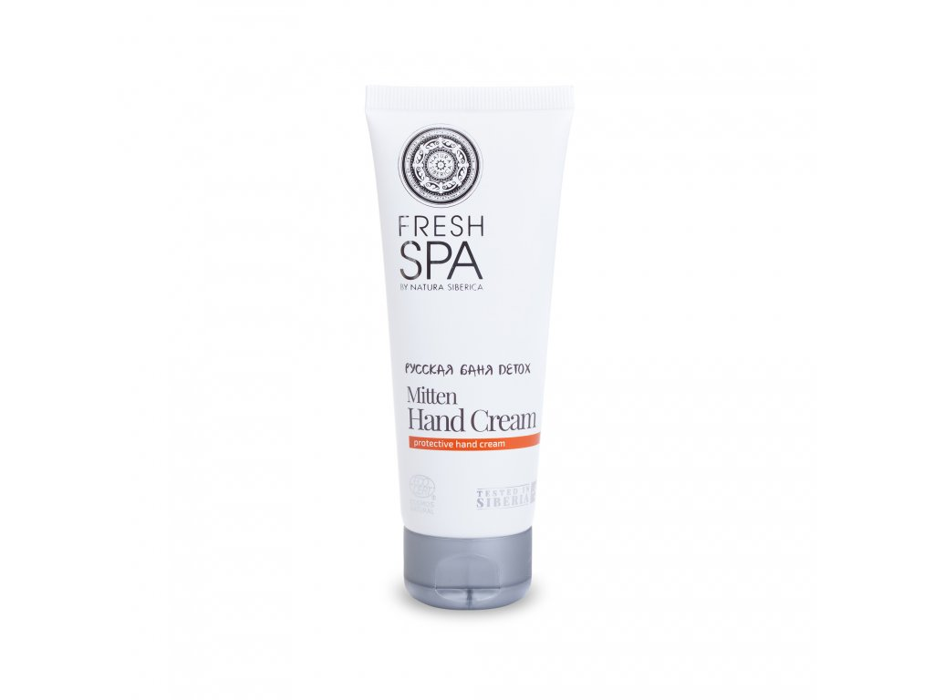 Fresh Spa Bania Detox Ochranný krém na ruce, 75ml