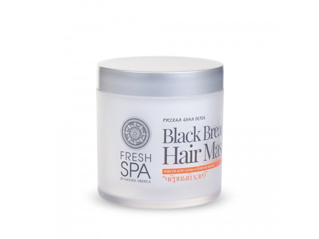 Fresh Spa Bania Detox Maska pro podporu růstu vlasů, 400ml