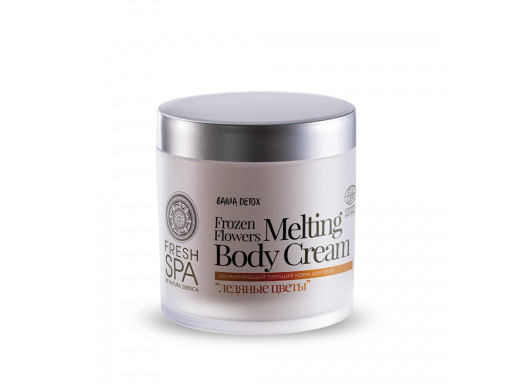 Fresh Spa Bania Detox Hydratační tělový krém, 400ml