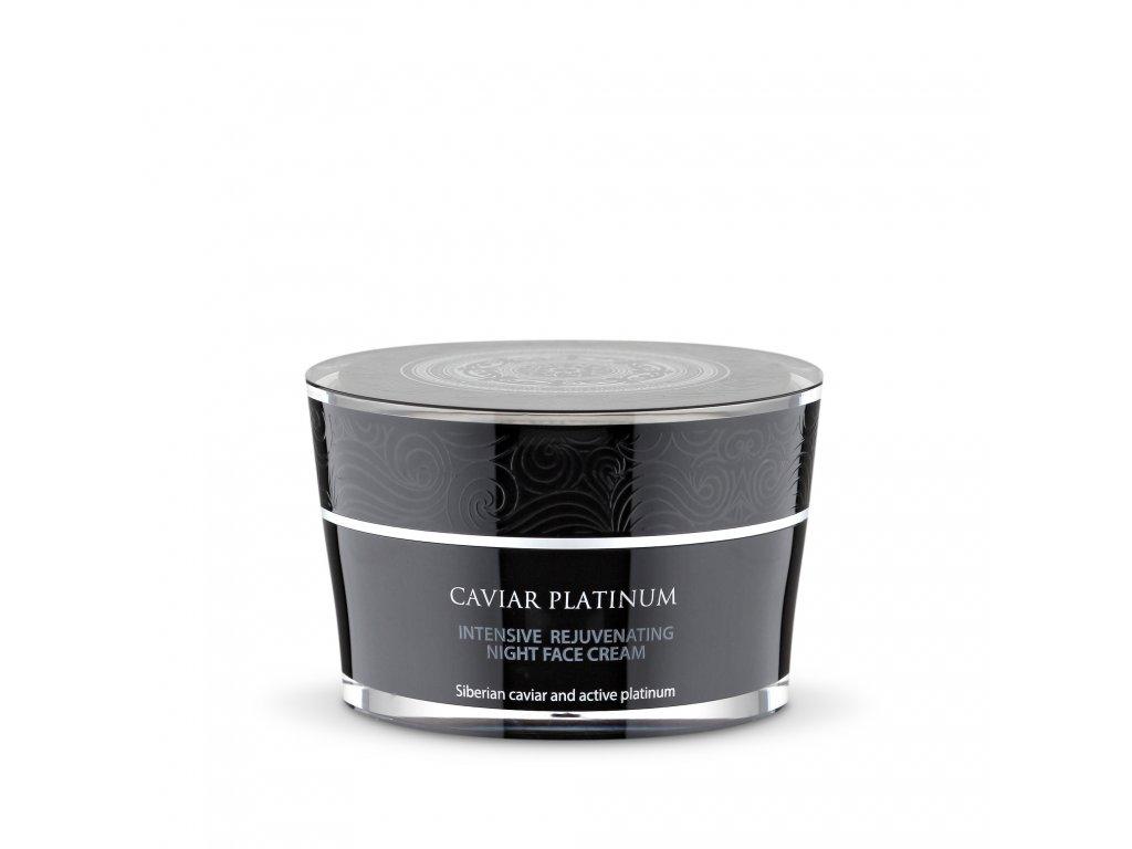 Caviar Platinum Omlazující noční krém, 50ml