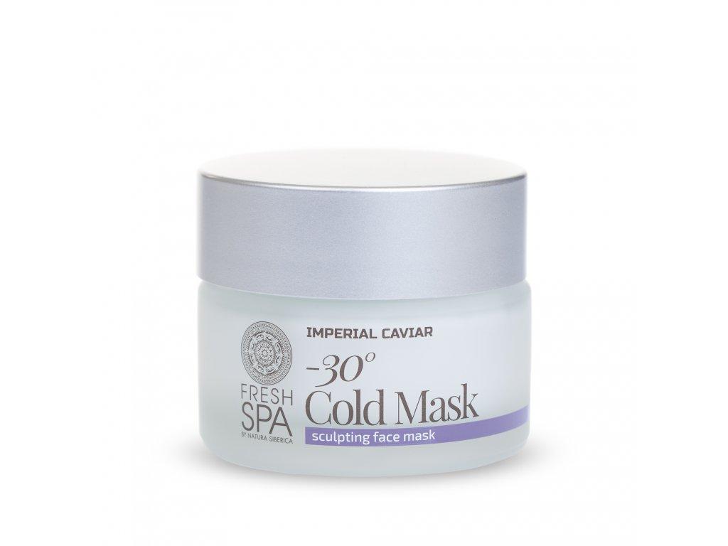 Fresh Spa Imperial Caviar Tvarující pleťová maska -30°C, 50ml