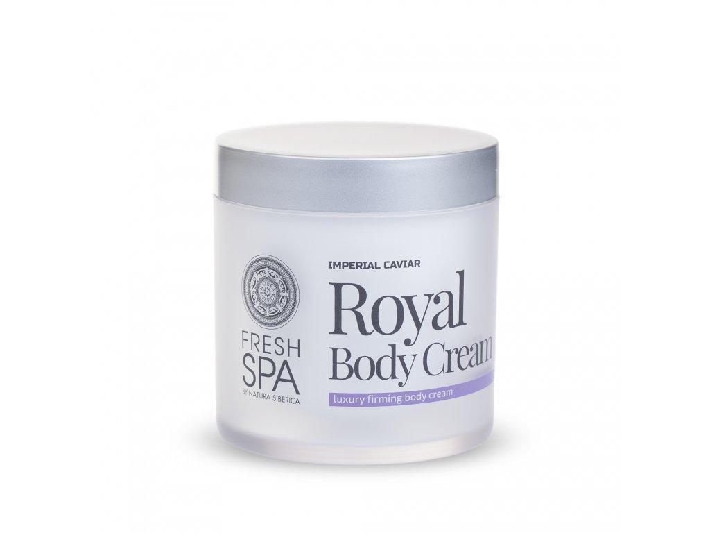 Fresh Spa Imperial Caviar Zpevňující tělový krém, 400ml