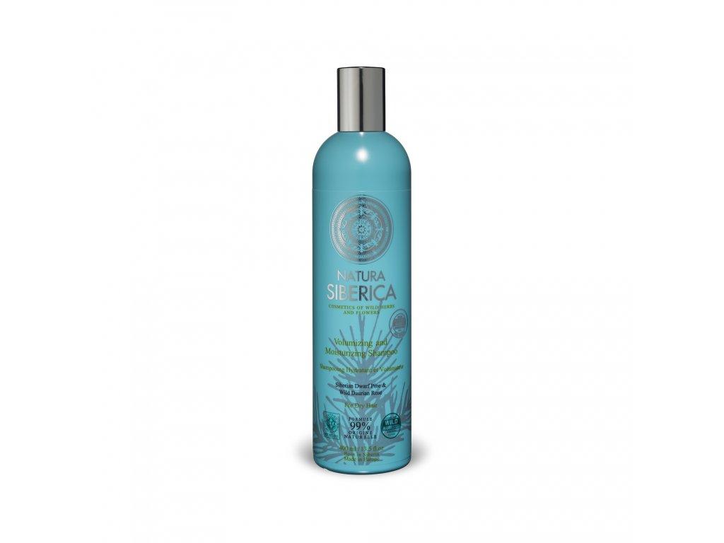 Rhodolia Rosea Objemový šampon pro suché vlasy