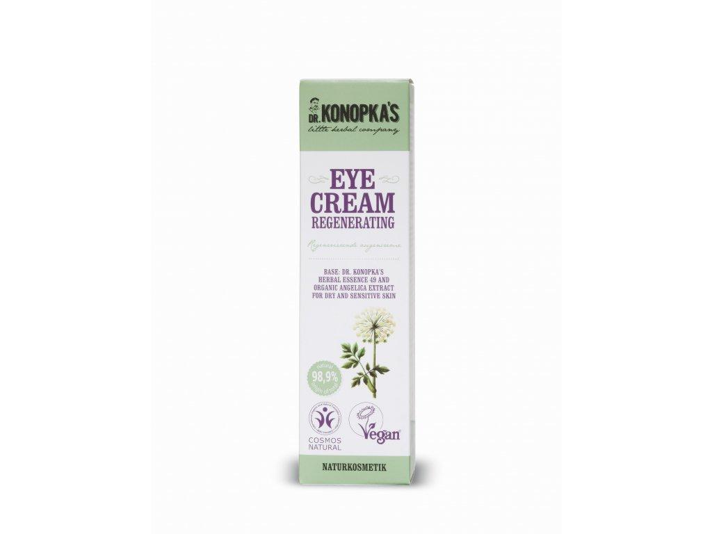 Dr. Konopka's Oční regenerační krém, 20ml