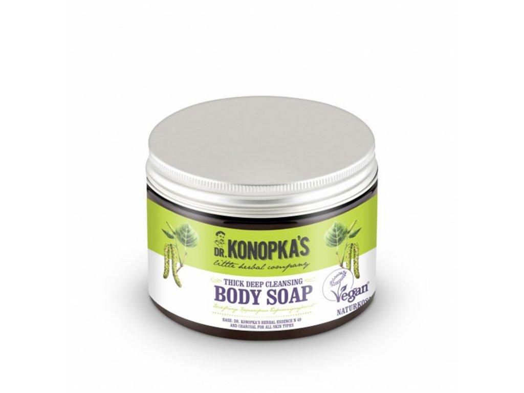 Dr. Konopka's Hloubkově čistící tělové mýdlo