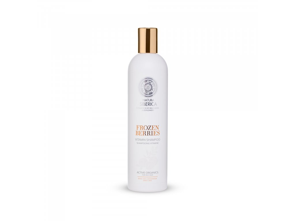 Sibérie Blanche Vitamínový šampon, 400 ml