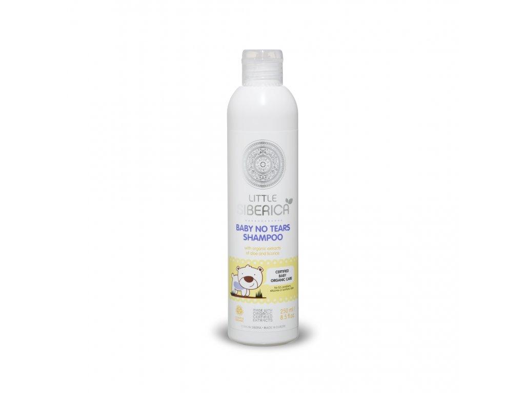 Little Siberica Dětský šampon Bez slz