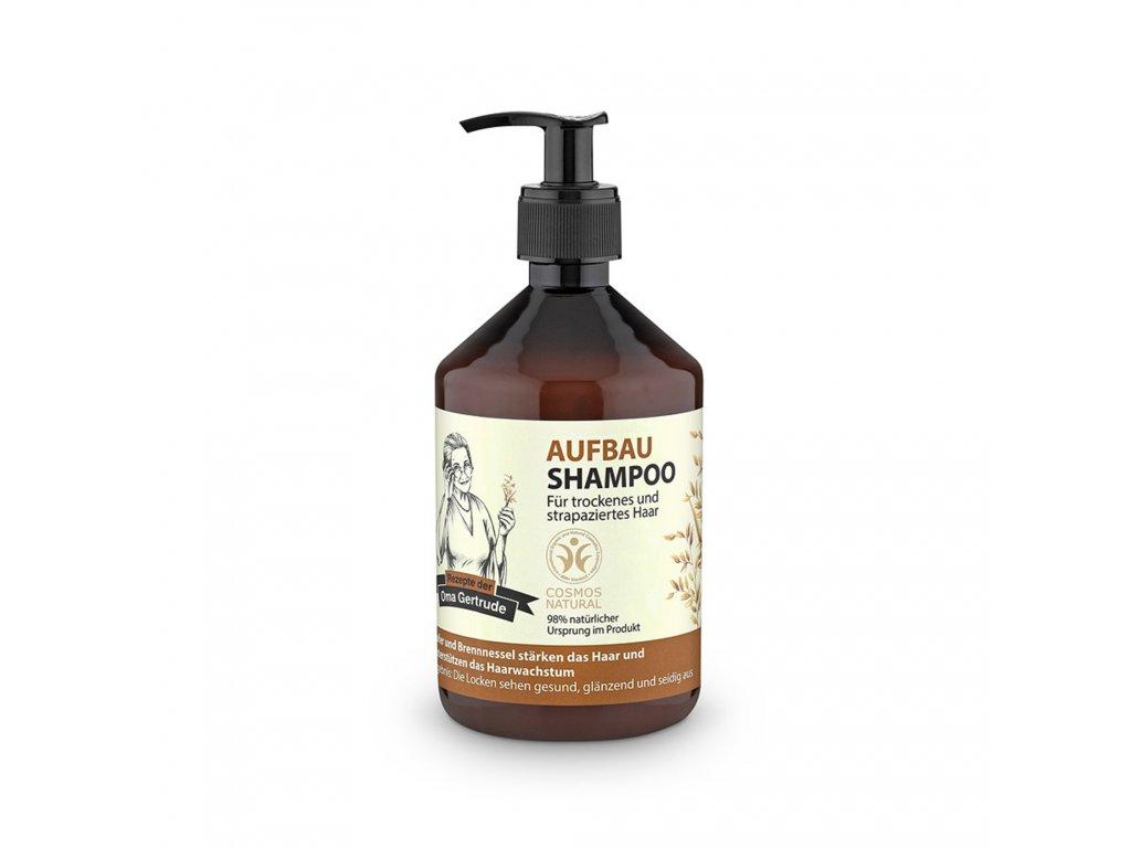 Oma Gertrude Obnovující vlasový šampon