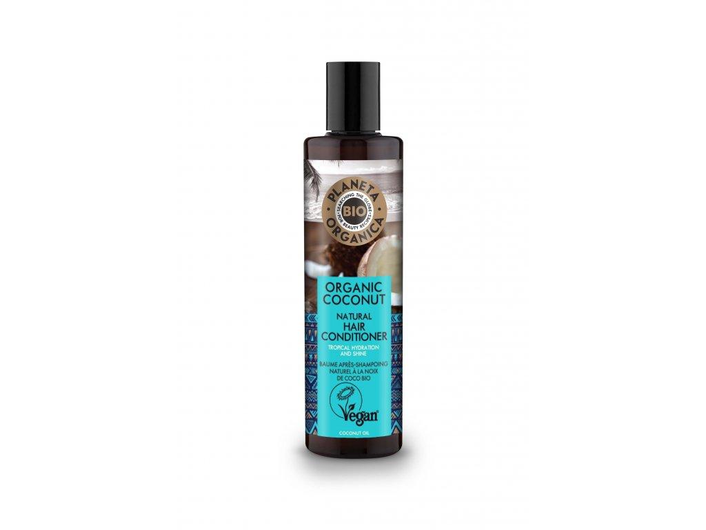 Planeta Organica Kokosový hydratační kondicionér, 280 ml