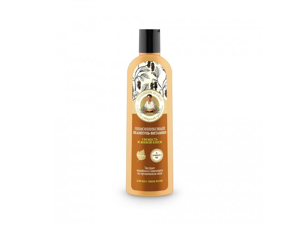 Grandma Agafia Vitamínový šampon, 280ml